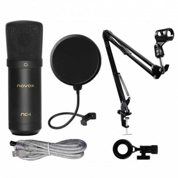 mikrofon novox nc1